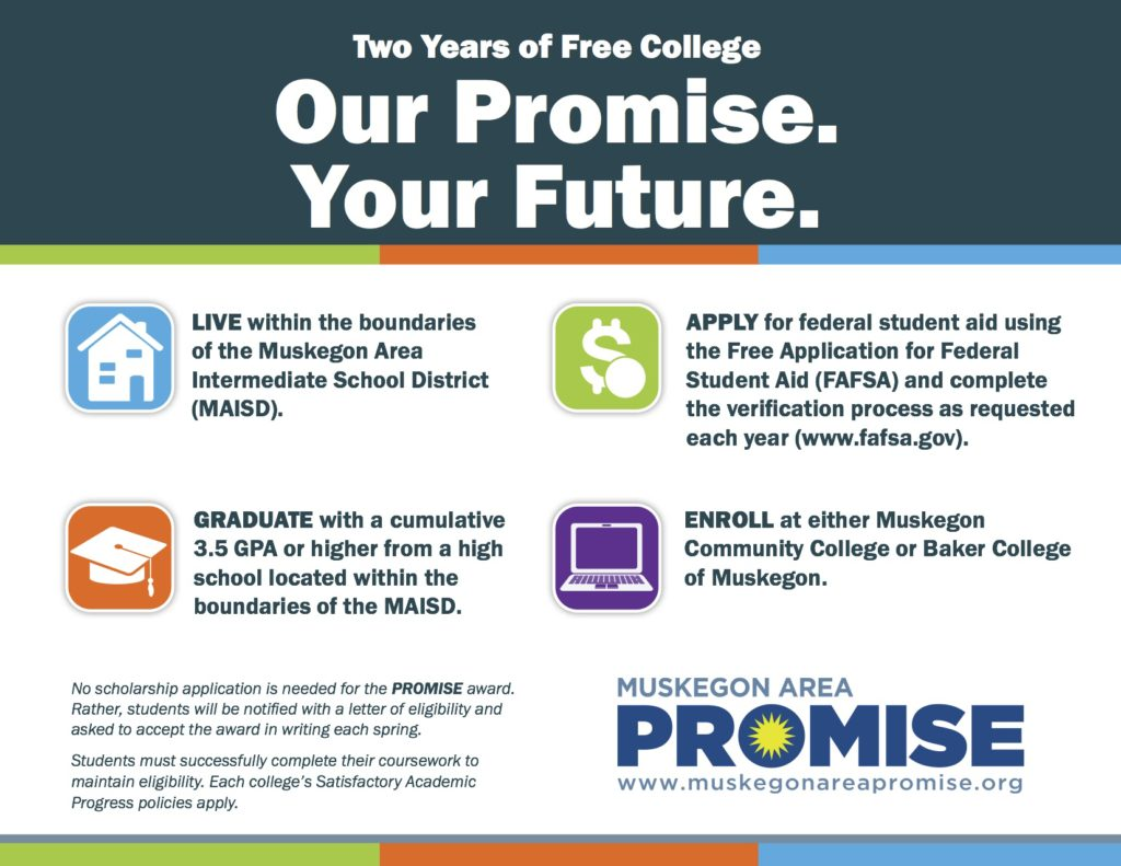 Muskego Promise Scholarship